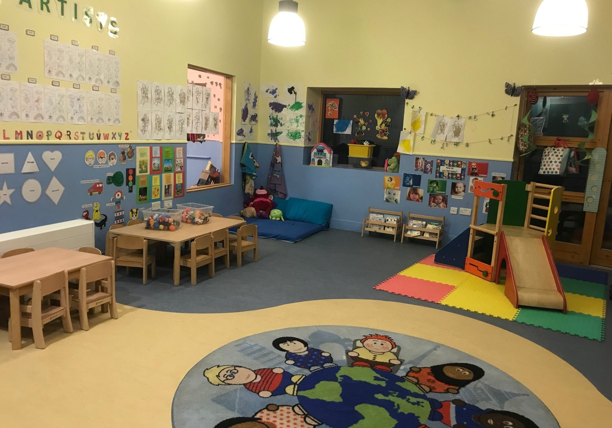 009 Playgroup Room