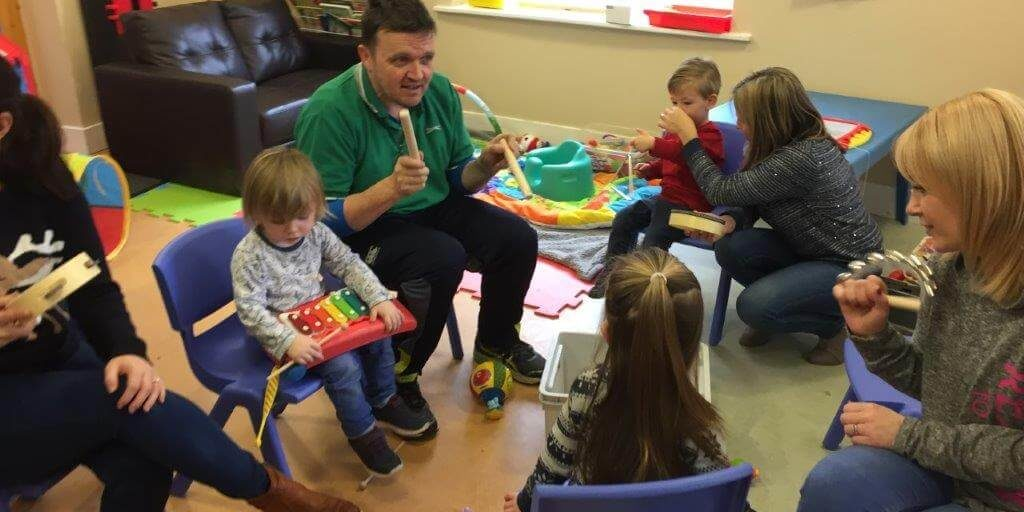 5 Parent and Toddler group